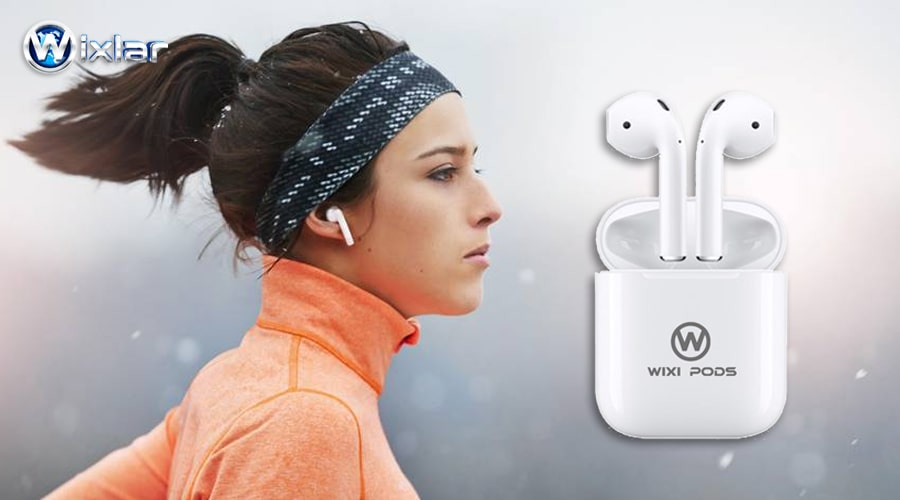 Wixi-Pods AirPods Android IOS Wireless Headphone Apple AirPod 5-min